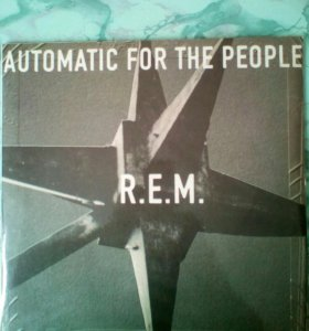 R.E.M. - Auromatic For The People