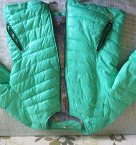 Продам куртку женскую весна осень