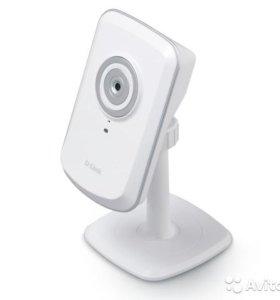 IP-камера D-Link DCS 930 wi-fi б/у