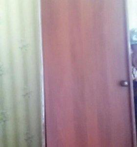 Двери меж комнатные беу 4шт.