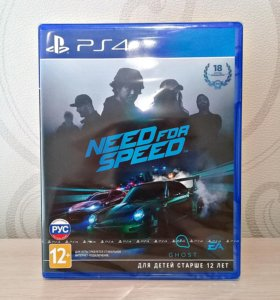 Need for Speed (PS4) Новая