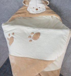 Конверт, одеяло