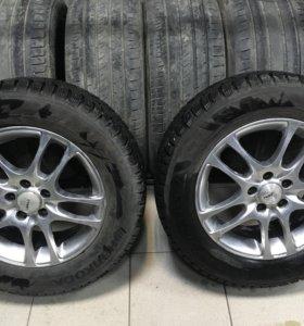 Комплект колёс 195/65R15 Toyota