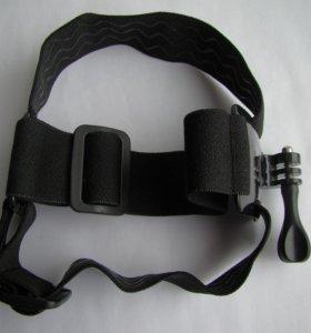 Крепление для экшн-камеры на голову
