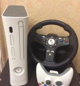 Игровая приставка Х-box 360