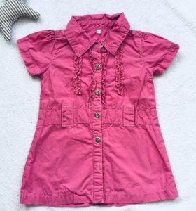 Платье детское  хлопок Zeeman 80 см