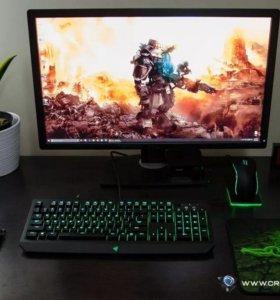 Механическая клавиатура Razer BlackWidow Ultimate