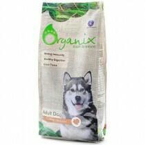 Корм для собак Organix 18 кг