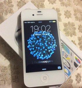 Айфон 4S новый оригинал