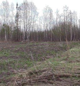 земельный участок 10 соток п.ГУСЕВКА под РЕВДОЙ.