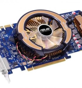 Asus GeForce GTS250 512Mb DDR3