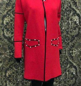 Кардиган/ пальто новый