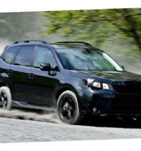 Subaru Forester Рестайлинг 2006