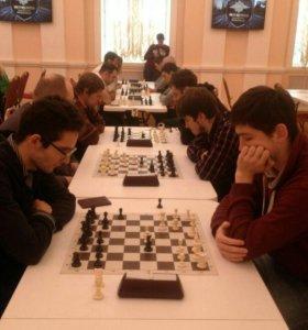 Учитель, тренер по шахматам. Шахматы с нуля.
