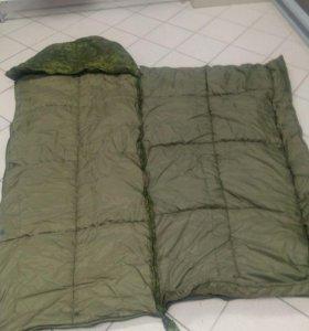 Спальный мешок БТК армейский