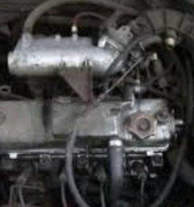 Двигатель инжектор Ваз 2109