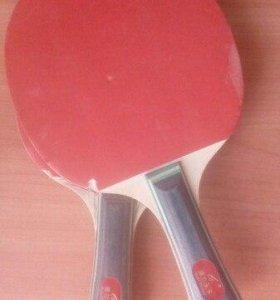 Теннисные Ракетки 2шт