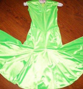 Платье для бально-спортивных танцев Латника