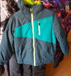 Новая курточка для мальчика.