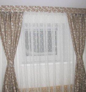 Пошив и дизайн штор
