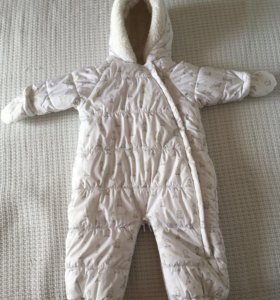 Комбинезон-трансформер утеплённый Mothercare
