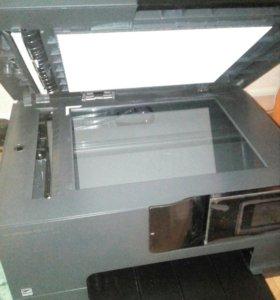 Принтер, сканер, копир, факс