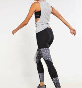 Леггинсы для бега и фитнеса