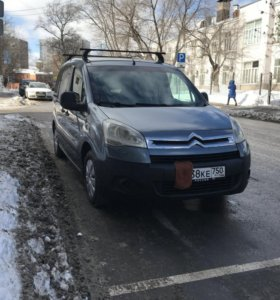 Citroen Berlingo, II 1.6 MT (90 л.с.)