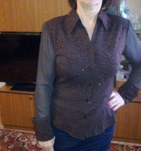 новая блуза р.44-46