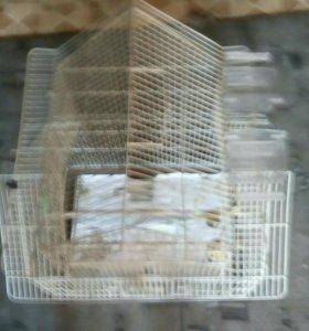 Клетка для птиц !не дорого!