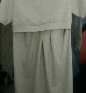 Платье для беременных 52 р.