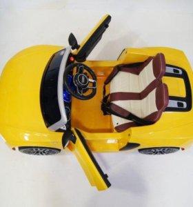 Детский электромобиль ауди r8