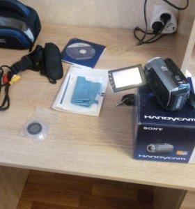 Видеокамера SONY DRC-SR87