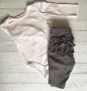 Комплект боди+штанишки
