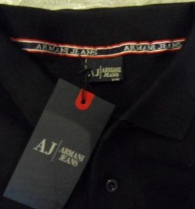 Armani Jeans Polo L, XL, 2XL оригинал