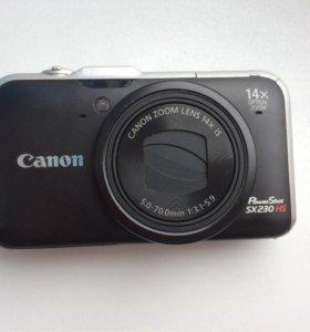 Фотоаппарат Canon PS SX230