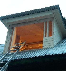 Ремонт крышы
