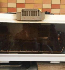Мини печь (требует ремонта)
