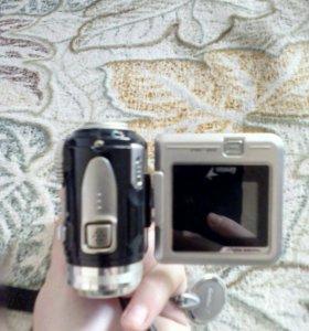 Видеокамера, фотокамера