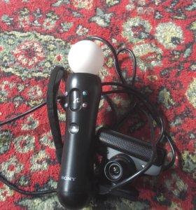 Камера и джостик PS3