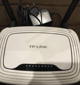 Wi-Fi роутер TP-Link 841 ND