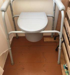 Стул унитаз для инвалидов