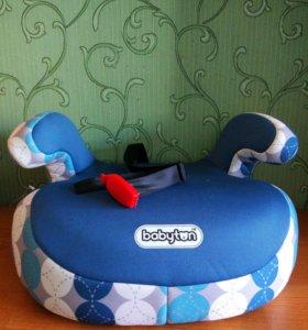 Бустер для детей 22-36 кг с изофикс