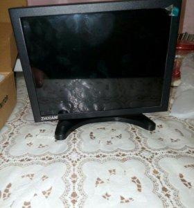 Телевизор мини 12вольт