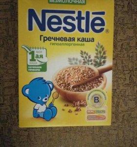 Каша безмолочная Nestle