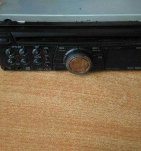 Магнитофон в машину