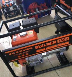 Генератоp Carver PPG 6500