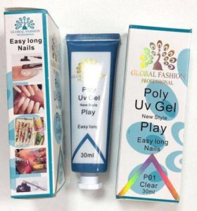 Poly UV Gel Global fashion