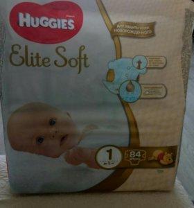 Подгузники Huggies Хагис для новорожденных
