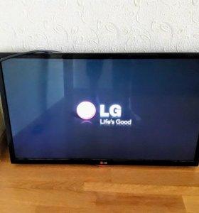 LG 32 дюйма USB флешь